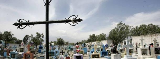 Arequipa cementerio la Apacheta