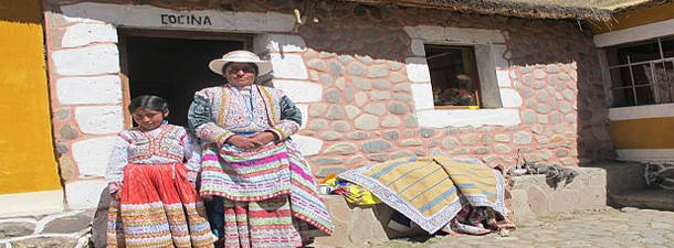 Distrito de Sibayo será modelo de turismo vivencial