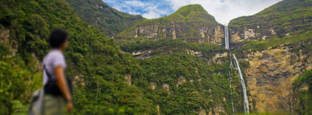 Paisajes del Amazonas