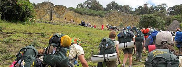 Tours en áreas naturales