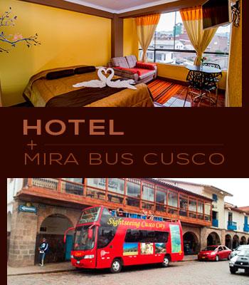 Oferta Hotel en Cusco