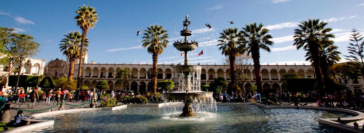 City Tour Arequipa Full Day
