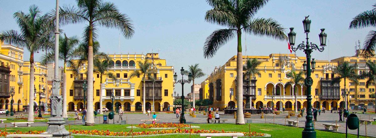 Lima Ancestral - Lima Colonial - Contemporánea