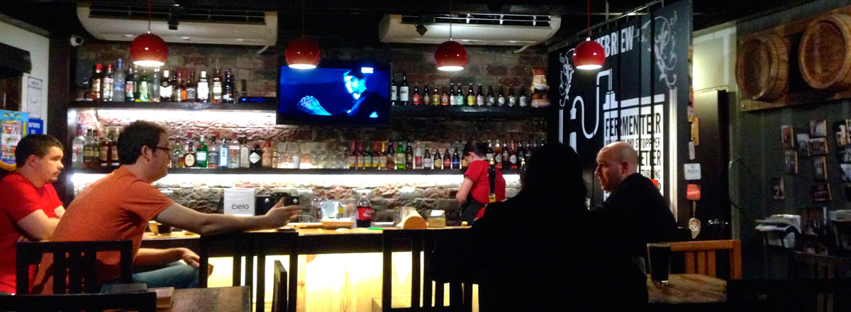 Lima Bar Nights