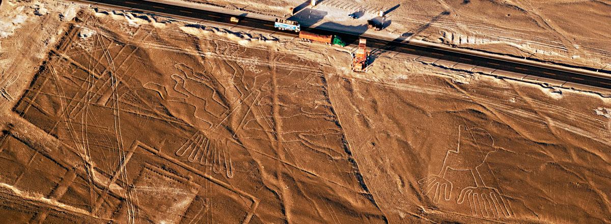 Sobrevuelo Líneas de Nazca en Ica Full Day