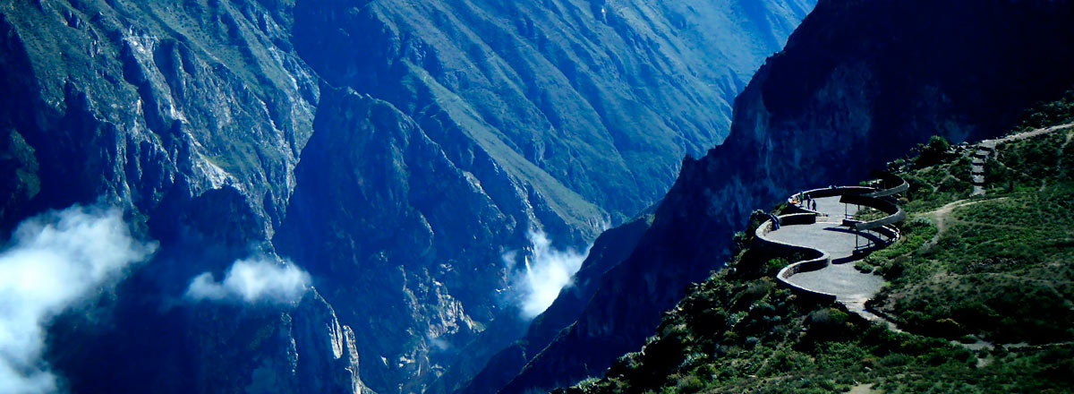 Arequipa - Cañón de Colca - Puno