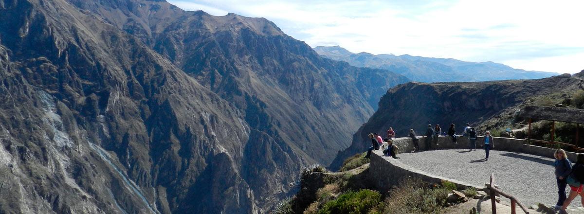 Tour Cañon del Colca