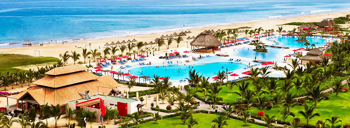 Vacaciones en Hotel Decameron Punta Sal