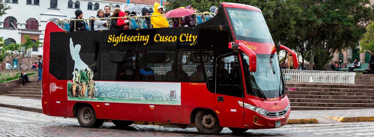 Tour en Bus Cusco