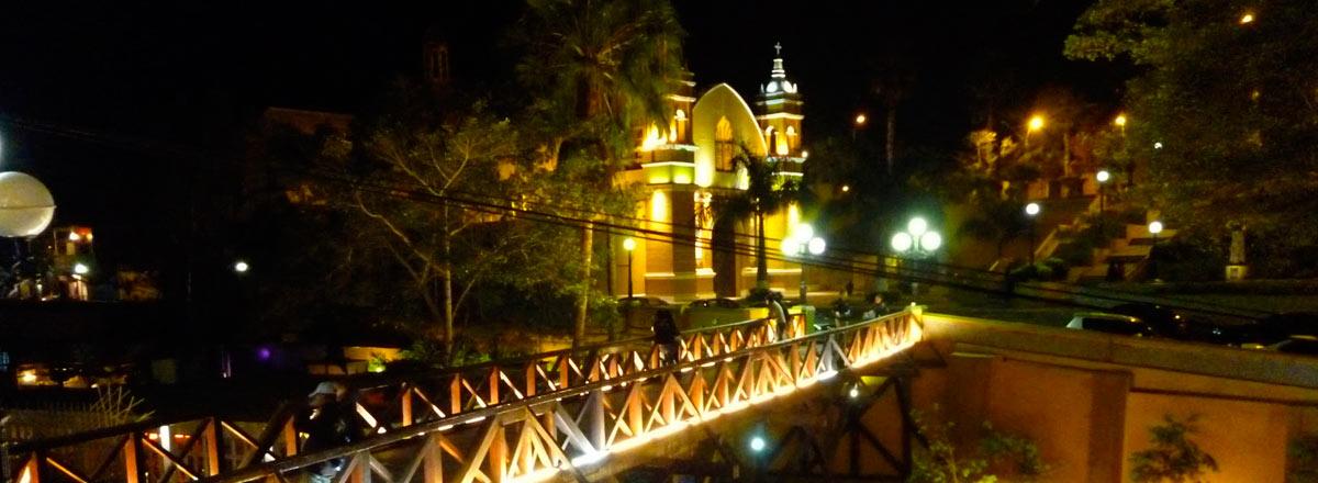 Tour de Noche Lima