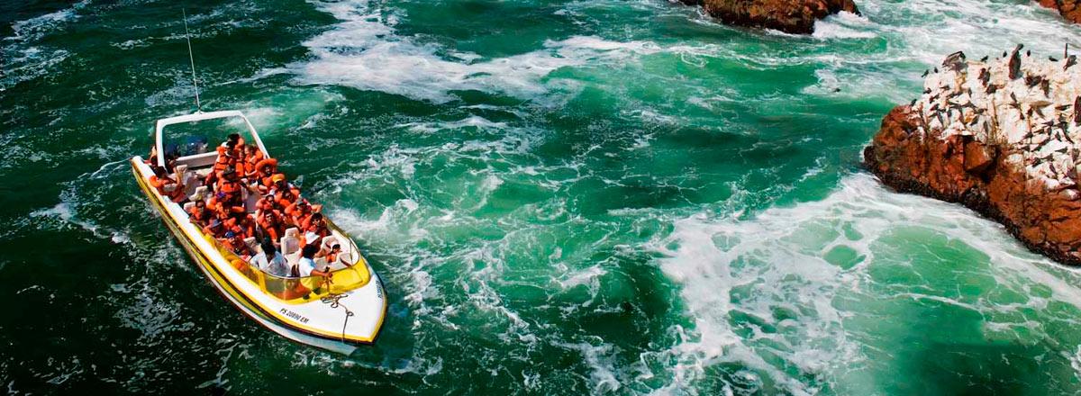 Reserva Nacional de Paracas - Islas Ballestas