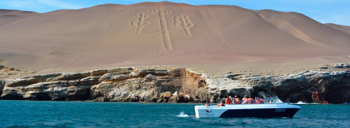Lima, Ica, Nazca, Paracas 2 días