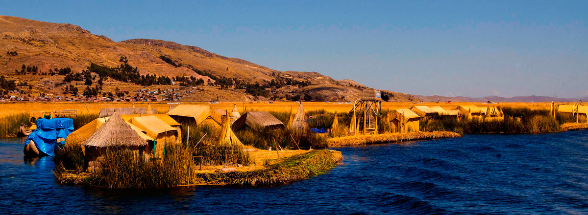 Islas Uros - Taquile Full Day