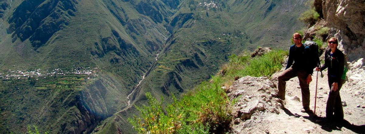 Trekking Cañón del Colca 3 días