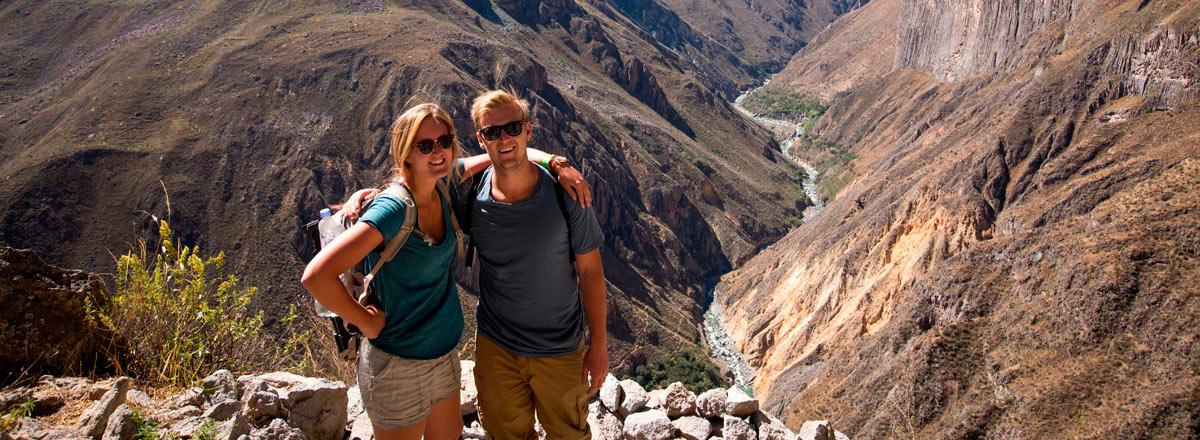 Trekking Cañón del Colca 4 días