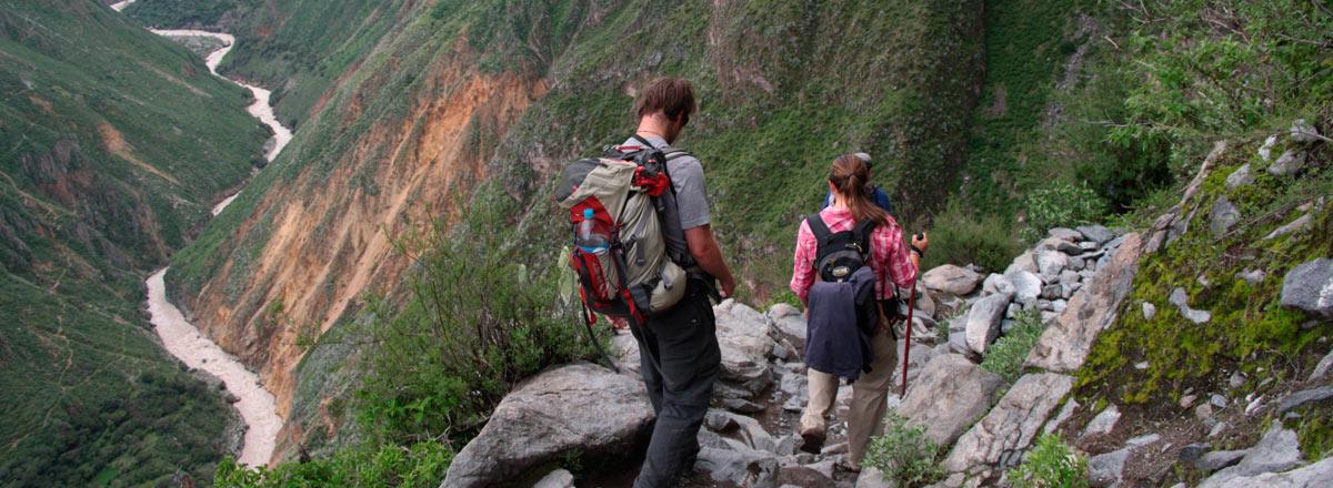Trekking Cañón del Colca 2 días