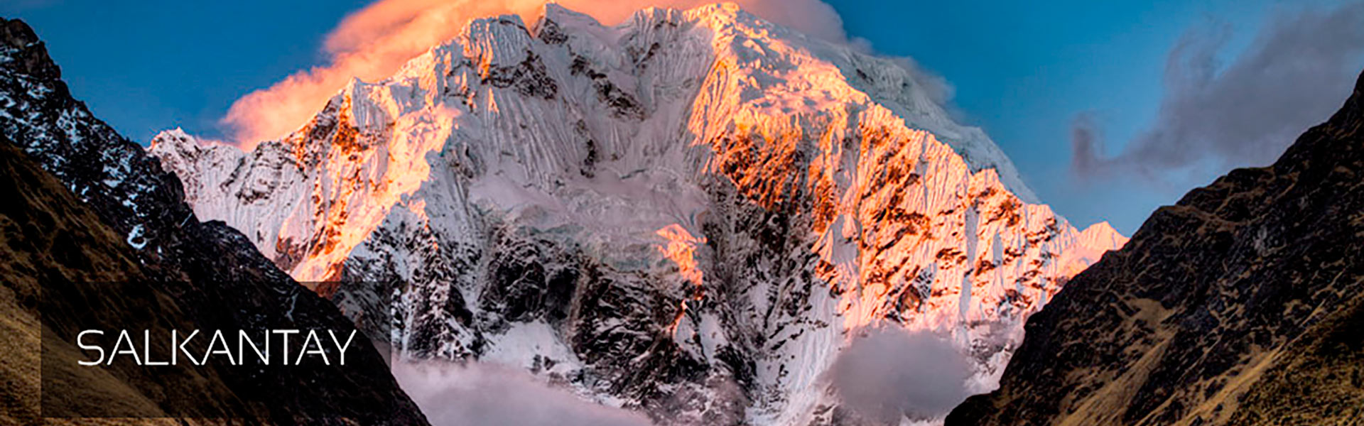 Trekking al Nevado Salkantay