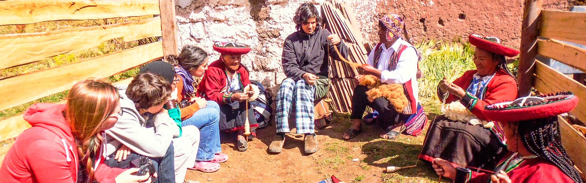 Turismo vivencial Cusco